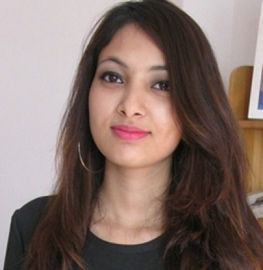 Speaker for catalysis conferences - Faryal Idrees