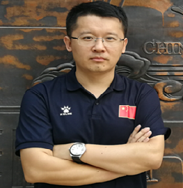 Speaker at Catalysis conferences 2021 - Xin Jin