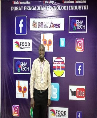 Speaker for Catalysis Conferences- Adeleke Abdulrahman Oyekanmi