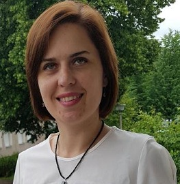 Potential speaker for catalysis conference - Antonyshyn Iryna