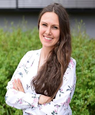 Speaker for catalysis conferences - Katarzyna Jankowska