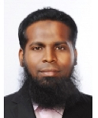 Speaker at Catalysis conferences- Mubarak Ali M