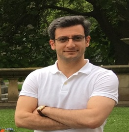 Potential speaker for catalysis conference - Reza Vakili