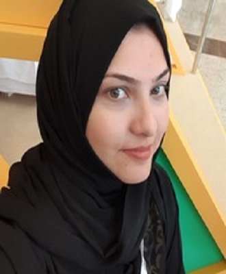 Speaker at Catalysis conferences- Sehrish Habib