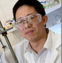 Potential speaker for catalysis conference -  Zhonghua (John) Zhu
